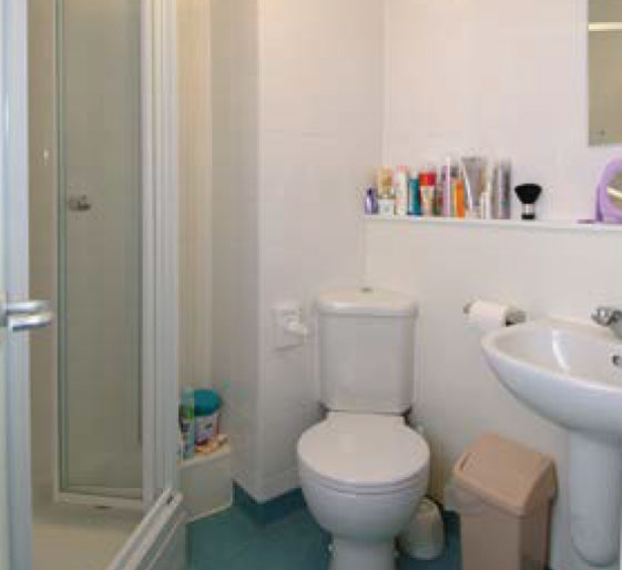 Askham Bryan Bathroom