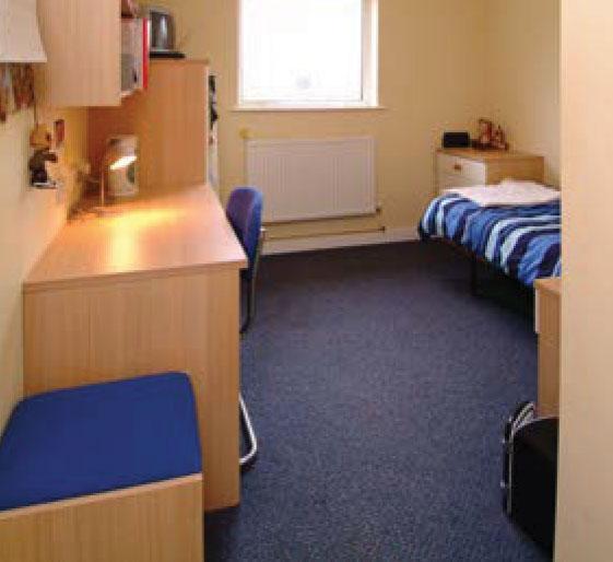 Askham Bryan Bedroom