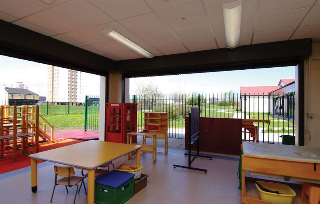 Dunn Street Primary Interior