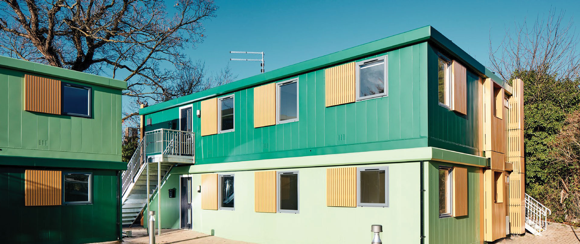 Modular Housing Chelmsford