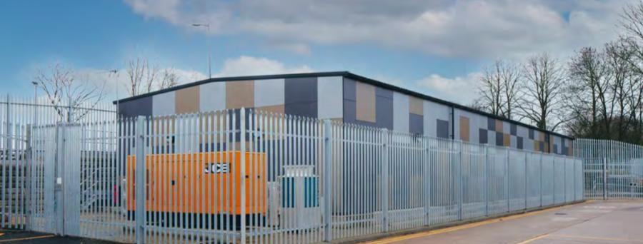 Kingsbury Oil Terminal